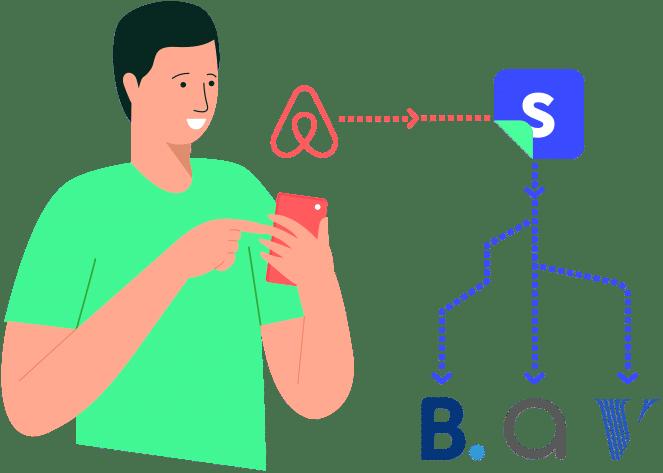 Smoobu ᐅ El Software de Gestión de Alquileres Vacacionales