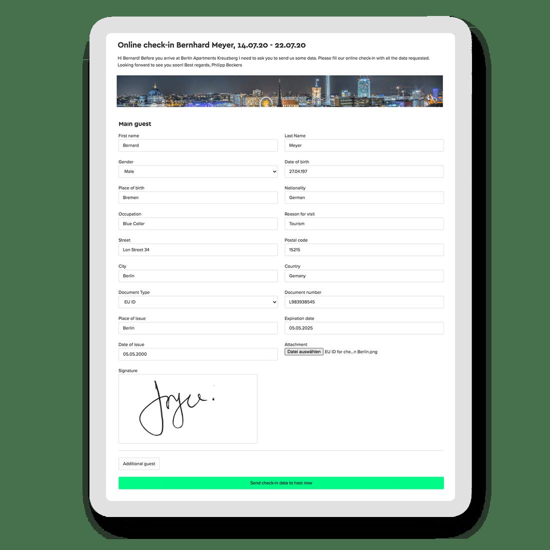 ᐅ Comunicaciones Automatizadas para Anfitriones   Smoobu